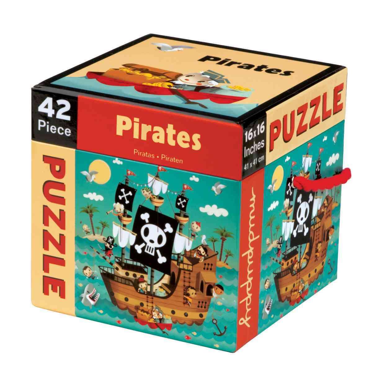 Pirates 42 Piece Puzzle By Turdera, Cristian (ILT)